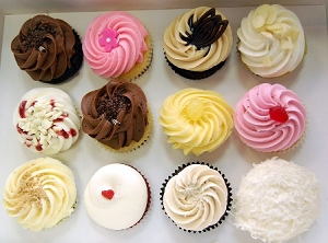 12-Pack Cupcakes